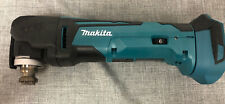 Makita XMT03 18V LXT Lithium Ion Cordless Multi Tool, Tool only'