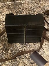 Older Rare Hatch Fly Chest Fishing Box Nice! Look!