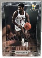 2012-13 Panini Prizm Oscar Robertson #154 Milwaukee Bucks 1st Prizm HOF