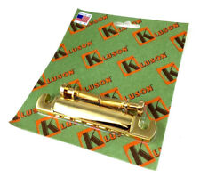 Kluson USA Gold Aluminum Lite Stop Tailpiece for Gibson® Guitar KLP-1142G
