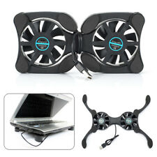Foldable USB Cooling Fan Octopus Cooler Pad Quiet Stand For Notebook Laptop