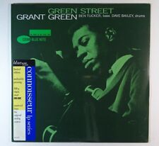 GRANT GREEN Green Street LP on Blue Note Sealed reissue