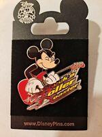 "DISNEY Pin ""Rock 'N Roller Coaster""- Mickey Mouse Playing Guitar Aerosmith - New"