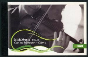 Ireland 2006 Traditional Irish Music Booklet SG# SP6 NH
