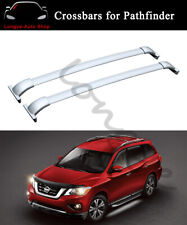 Fits for Nissan Pathfinder 2013-2020 Crossbar Cross bar Roof Rack Rail Carrier