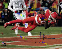 Tyreek Hill Kansas City Chiefs Signed Autographed 8x10 photo Reprint