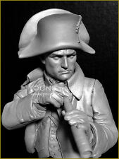 Young Miniatures Napoleon at Austerlitz YH1846 1/10th Bust Unpainted Kit