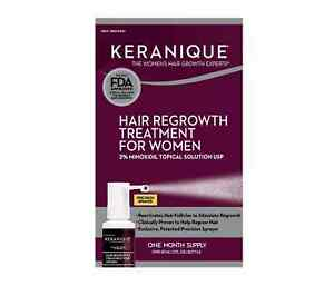 Keranique 'Hair Regrowth Treatment Spray Extended Nozzle 2oz EXP 10/22