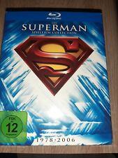 Superman - Die Spielfilm Collection  [5 DVDs] (2013)