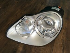 Porsche Cayenne 955 OEM LH Xenon Headlight lamp LHD 03-06 year 95563115731