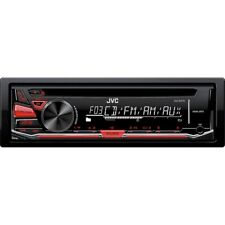 New listing Jvc - In-Dash Cd Receiver with Detachable Faceplate - Black