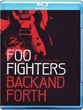 Foo Fighters: Back and Forth - Blu Ray Disc -