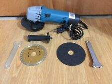 "King 1/2"" Angle Grinder/include 3 Discs/extra Brushes/disc Changing Tools/nice"