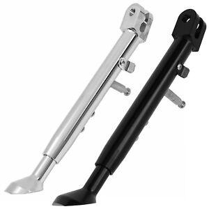 CNC Adjustable Lowering Kickstand Side Stand For SUZUKI GSXR GSX-R 600 750 1000