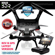 3DR - Solo Drone REV B GPS - Brand new - Quadcopter SA11A for GoPro Camera