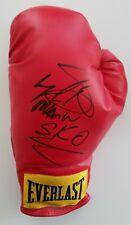 LL Cool J Signed Everlast Boxing Glove w/Inscription NCIS HIP HOP Rap Legend