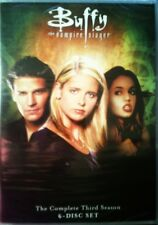 Buffy The Vampire Slayer The Complete Third Season 22 Episodes+ Special Features