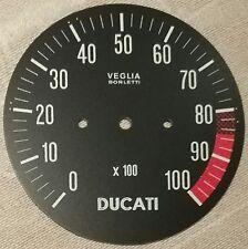 DUCATI 860 GTS 900 SS VEGLIA REVCOUNTER DIAL FACE