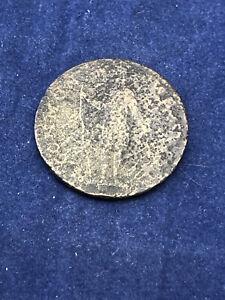 1787 Or 1788 Massachusetts Cent Colonial Coin Arrows Left Talon