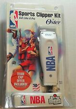 Oster Brand New Sealed Limited Edition NBA Hair Clipper Collectors Kit / Rare