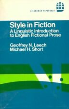Style in fiction. A linguistic introduction to english fictio - 260606 - 2312507