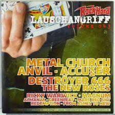 CD - Various - Lauschangriff Volume 043 - A5651