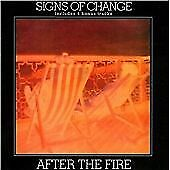 After the Fire - Signs of Change (2011)  CD  NEW/SEALED  SPEEDYPOST