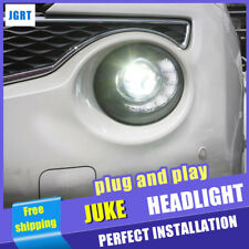 2011-2018 Headlights assembly For Nissan Juke Infiniti ESQ xenon Lens Projector