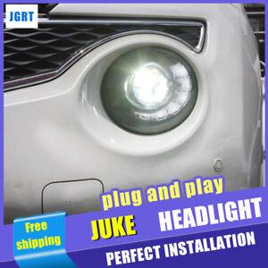 2011-2018 Headlights assembly For Nissan Juke Infiniti ESQ xenon Lens Projector
