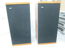2 Vintage Bowers & Wilkins B&W DM4 domestic speakers - Tested and Working