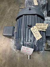 Siemens 75 Hp 3600 Rpm 365ts 460v 845a Tefc 60hz Rgzesd Motor