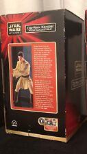 "Obi-Wan Kenobi 13"" Mega-Collectible Action Figure w/ Lightsaber"