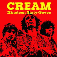 Cream Nineteen Sixty-Seven 180 gram LP (limited to 300 copies)