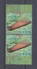 Europa CEPT  2014  Musikinstrumente  Lettland  904 D/D  **  (mnh)