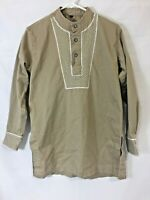Hawes & Curtis Men's Pullover Shirt Size Large