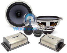 """IMAGE DYNAMICS XS-65 6.5"""" 2-WAY PRO COMPONENT SPEAKERS CROSSOVERS TWEETERS NEW"""