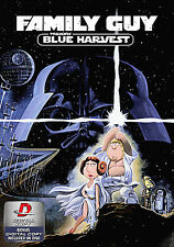 FAMILY GUY: BLUE HARVEST -   DVD
