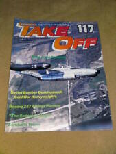 TAKE OFF AIRCRAFT MAGAZINE #117 - AEROBATIC TEAMS