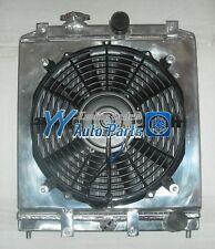 Honda Civic EK EG 92-00 Aluminim Radiator shroud fan