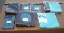 Designer Luxury Bedding Set 300 Thread Count Sateen Queen Size Browns/Blues