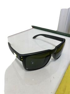 gently used gray Oakley Holbrook sun glasses with Oakley black Pouch