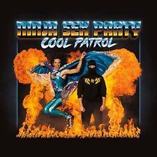 NINJA SEX PARTY CD - COOL PATROL (2018) - NEW UNOPENED