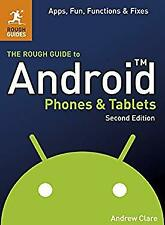 Android Phones and Tablets by Clare, Andrew