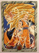 Dragon Ball Z Jumbo Carddass 2
