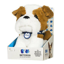 Battersea Cats and Dogs Home - Large Plush Roxy the Bulldog BRAND NEW