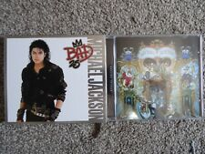 Michael Jackson: Bad 25th Anniversary 2CD + Dangerous Special Edition CD