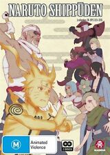 Naruto Shippuden Collection 26 (Eps 323-335) NEW R4 DVD