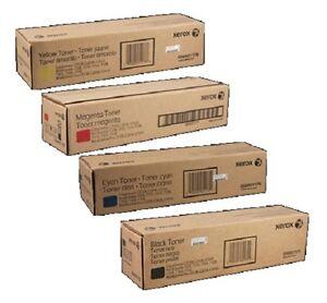 4 x Toner Xerox WorkCentre 7228 7235 7245 7328 7345 / 006R01175 - 006R01178 SET