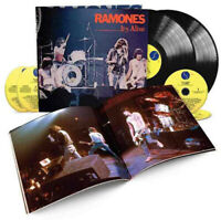 The Ramones - It's Alive (40th Anniversary Deluxe Edition) [New CD] Wi