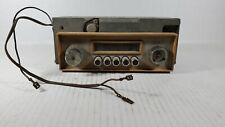 64 1965 Plymouth Valiant 4TBVE Dodge Dart Radio Tested Working
